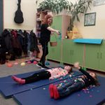 integracja sensoryczna (zabawa)